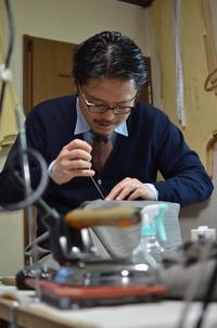 Pantalonaio Osaku Hayatoビスポーク受注会 - Milestoneのブログ