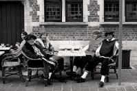 ブルージュの街角で - Life with Leica