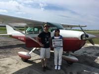 取材とフライト - ENJOY FLYING ~ セブの空