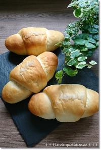 リベンジ成功♪塩パンとゴメンナサイを言わせたかった。。。 - 素敵な日々ログ+ la vie quotidienne +