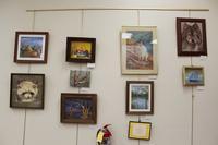 絵画の展示会 - 南加フォト