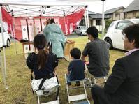 07.03大分市野田M様邸地鎮祭 - アスター不動産建設ブログ