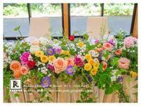 新緑の美しい季節、お二人のイメージに合わせて - Bouquets_ryoko