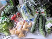 恵庭の農産物買い出しに行った。 - 楽しい わたしの食卓