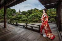 京都にて - フォトグラファー故島永幸のweblog