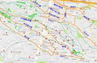 生きている暗渠を探せ!四谷用水流末の田んぼへの給水ルートを探る - 東京の水 2009 fragments