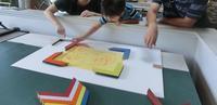 お子さんが初めて描いた絵 - 絵のある生活ページワン