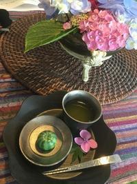 おいしい集い - coco diary 山口県 お花と絵と楽しいティータイム