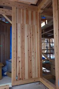 石谷の家 耐力壁工事です。 - 木楽な家 現場レポート