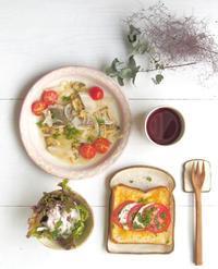 アクアパッツァの朝ごはん - 陶器通販・益子焼 雑貨手作り陶器のサイトショップ 木のねのブログ