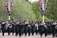 過去の海外旅行 ロンドン バッキンガム宮殿の衛兵交替 - ゆらりっぷ -yurari trip-