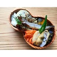 メリーポピンズと、飛んでゆくシシャモBENTO - Feeling Cuisine.com