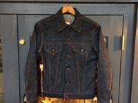 unused 70's Levi's 70505-0217 denim jacket - BUTTON UP clothing