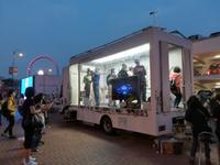Leslieforeverの展示トラック - 香港貧乏旅日記 時々レスリー・チャン