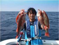 7/8(日)午後5:30~ NHK-BS『釣りびと万歳』にて波崎のアカムツ釣りが放送されます! - 茨城県 神栖市観光協会 StaffBlog