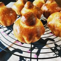 ブリオッシュ - カフェ気分なパン教室  ローズのマリ