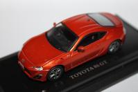 "1/64 Over Steer ""China Dealer Ver."" TOYOTA 86 GT - 1/87 SCHUCO & 1/64 KYOSHO ミニカーコレクション byまさーる"