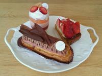 優しい、軽い、フランス菓子@用賀 - チョコミントは好きですか?