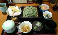 福島市 穴子と蕎麦 - そろそろ笑顔かな