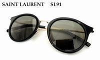【SAINT LAURENT】人気モデル「SL91」をサングラスバーションで楽しむ! - 自由が丘にあるフレンチテイスト眼鏡店ボズューブログ