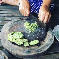 カンボジア旅・料理教室 - Da bin ich! -わたしはここにいます-