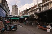 タイ バンコク (クロントイ市場) - 風じゃ~