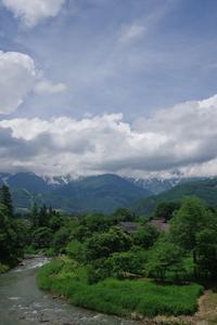 白馬・上高地の初夏 - 川の流れのカンツカブログ