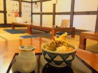 鴨汁そば:彦庵(弘前市) - 津軽ジェンヌのcafe日記