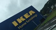 IKEA - 花快銘奈々