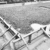 着工しました。 - ミヤザキヒロシの中庭空間
