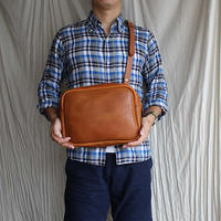 terve / leather simple shoulder bag - 奈良県のセレクトショップ IMPERIAL'S (インペリアルズ)