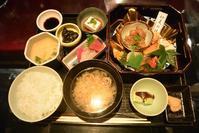 雨の日を狙って食べられた旬彩弁当 おくどさん小柴 - 今日はなに食べる? ☆大阪北新地ランチ