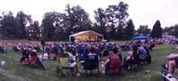 独立記念日前夜のBlue Ash/Montgomery Symphony Orchestra無料コンサート - しんしな亭 in シンシナティ ブログ