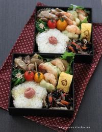 えびのフリッター惣菜弁当(๑¯﹃¯๑)♪ - **  mana's Kitchen **