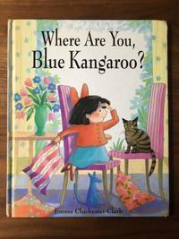海辺の本棚『Where Are You, Blue Kangaroo?』 - 海の古書店
