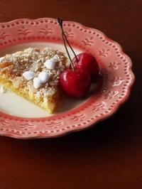 アーモンド・クリームと砂糖のタルト - Baking Daily@TM5