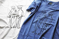 LOVE TEE designed by MAJIO - bambooforest blog