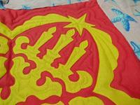 只今キルティング中 - ほっと一息・・~Sakura's Hawaiian QuiltⅡ