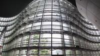 国立新美術館を魚眼で撮る - 『私のデジタル写真眼』