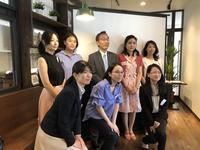 60名の女性研究者が総長を囲んだ - 大隅典子の仙台通信