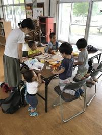 七夕イベント&オープンディ! - 青空自主保育てぃだのふぁ ブログ