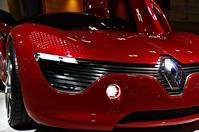 『 RENAULT DeZir 2013 EV Concept Car 』 - いなせなロコモーション♪