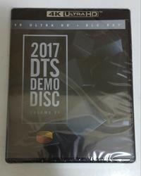 日々雑感紆余曲折あったが「4K UHD DTS DEMO」ディスク届いた。 - Suzuki-Riの道楽