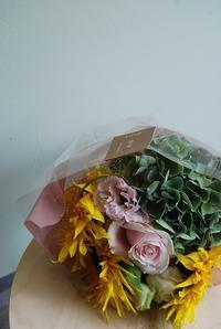 花束色々 - 花と暮らす店 木花 Mocca