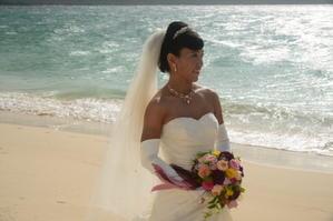 結婚しました。 - 南の島の風景  (宮古島)