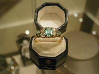 エメラルドとダイヤのリング - AntiqueJewellery GoodWill