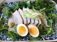 煮豚と煮卵 - やせっぽちソプラノのキッチン2