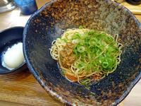 キング軒『汁なし担担麺』 - もはもはメモ2