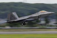 2018/7/7 Sat. Yokota Airbase - F-22A Raptor飛来 - - PHOTOLOG by Hiroshi.N