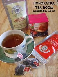 夏のギフト - 香りの紅茶 ムレスナティー HONORATKA TEA ROOM